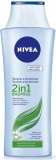 Nivea šampon 2v1 Care Express 250 ml