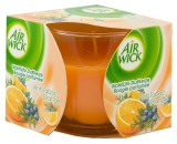 Airwick svíčka Orange antitabák 115 g