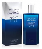 Davidoff Cool Water Nightdive Men toaletní voda 75ml