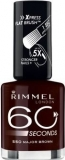 Rimmel lak na nehty 550 60 seconde 8ml