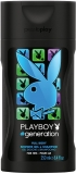 Playboy sprchový gel Men Generation 250 ml