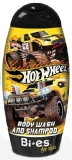 BI-ES sprchový gel 2v1 Hot Wheels Land Cruiser 250 ml
