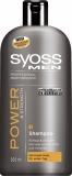 Syoss šampon na vlasy Men Power Strenght 500 ml