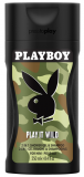 Playboy sprchový gel Men Play It Wild 250 ml