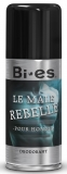 BI-ES deospray Men Le Male Rebelle 150 ml