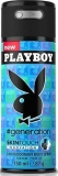 Playboy deospray Men Generation 150 ml