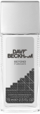 David Beckham Beyond Forever deospray ve skle 75 ml