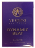 Luxure Men Vestito Dynamic Beat parfémovaná voda 100 ml