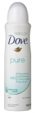 Dove deospray Pure 48h 150 ml