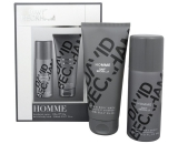 David Beckham Homme sada deodorant 150ml + sprchový gel 200 ml