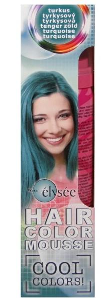 Elyseé barevné pěna 78 Tyrkys 75 ml