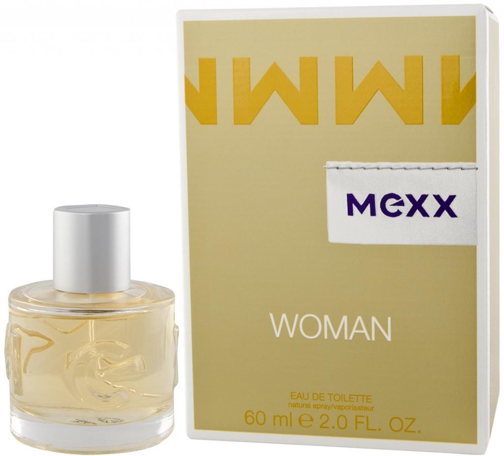 Mexx for Woman toaletní voda 40 ml