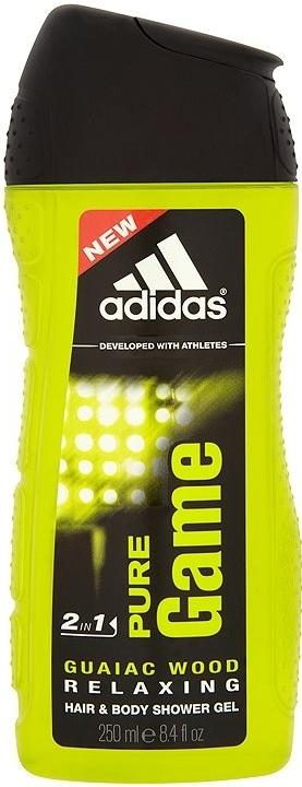 Adidas sprchový gel 2v1 Pure Game 250 ml