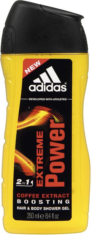 Adidas sprchový gel 2v1 Extreme Power 250 ml