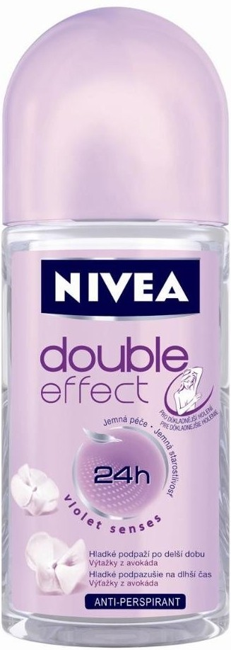 Nivea roll on Double Effect Violet Senses 50 ml