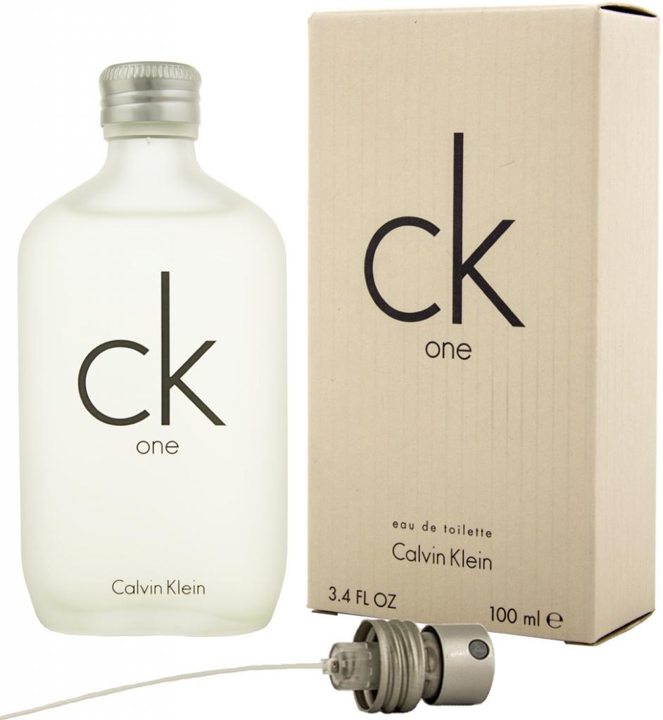 Calvin Klein CK One toaletní voda 50 ml