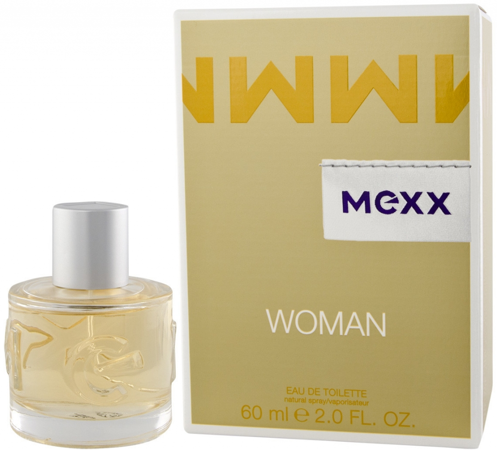 Mexx for Woman toaletní voda 60 ml