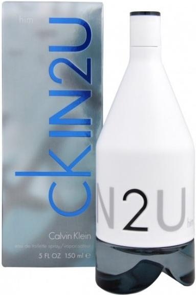Calvin Klein IN2U Men toaletní voda 100ml