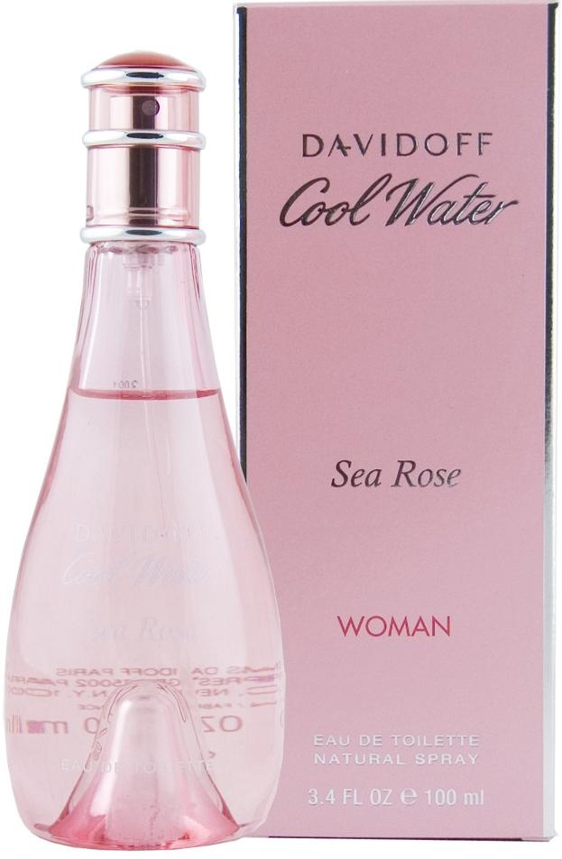 Davidoff Cool Water Woman Sea Rose toaletní voda 30ml