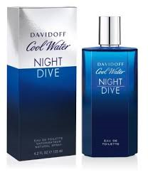 Davidoff Cool Water Nightdive Men toaletní voda 125ml