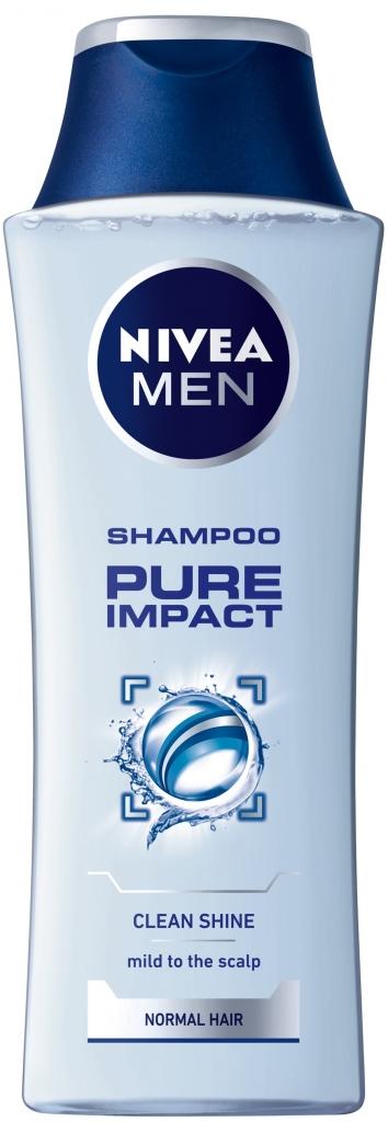 Nivea šampon Men Pure Impact 250 ml