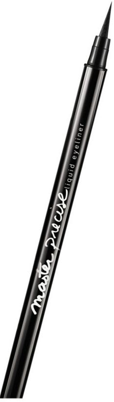 Maybelline Master Precise Liquid Eyeliner tekuté linky na oči Black 1 g
