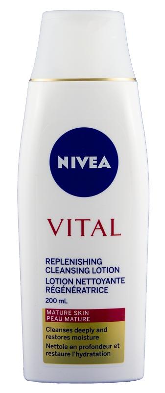 Nivea pleťové mléko Vital 200 ml