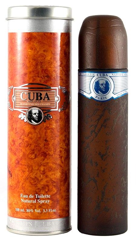 Cuba Original Blue toaletní voda 100 ml