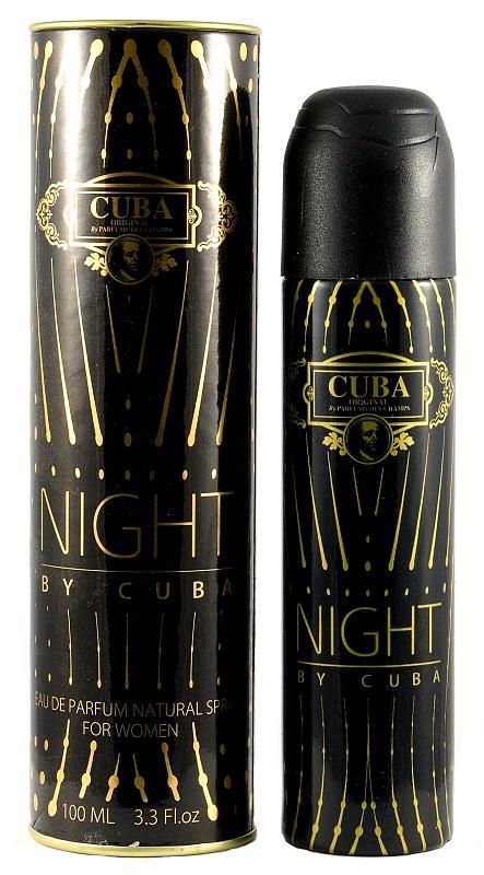 Cuba Original Night Woman parfémovaná voda 100 ml