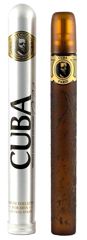 Cuba Original Gold Men toaletní voda 35 ml