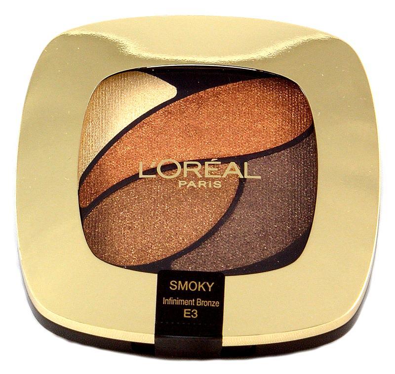Loreal oční stíny Color Riche Les Ombres E3 2,5 g