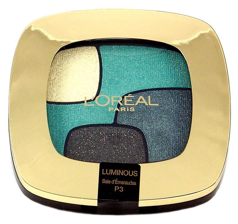 Loreal oční stíny Color Riche Les Ombres P3 2,5 g