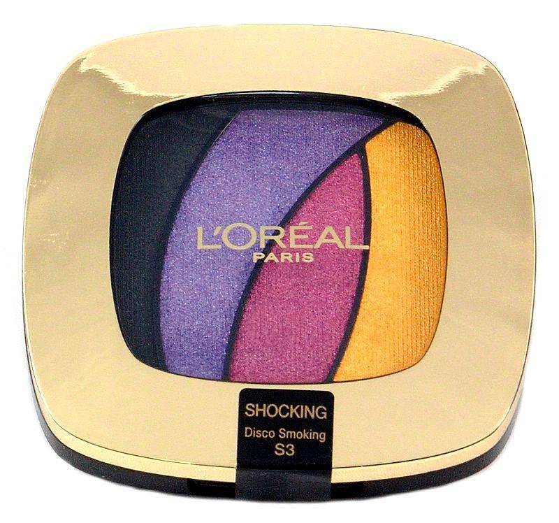 Loreal oční stíny Color Riche Les Ombres S3 2,5 g
