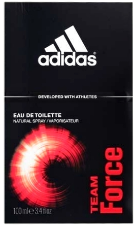 Adidas toaletní voda Team Force 100 ml