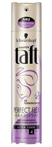 Taft lak na vlasy Perfect Flex Ultra 250 ml