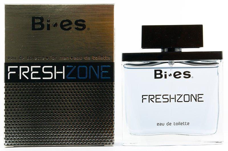 BI-ES toaletní voda Men Fresh Zone 100ml