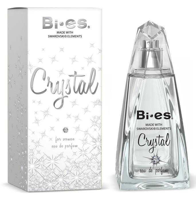 BI-ES parfémová voda Crystal 100 ml