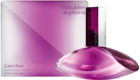 Calvin Klein Euphoria Forbidden Woman parfémovaná voda 30 ml