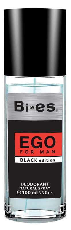BI-ES DNS Men Ego Black 100 ml