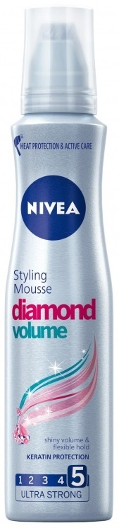 Nivea tužidlo na vlasy Diamond Volume 150 ml