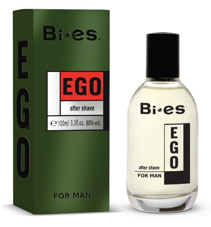 BI-ES voda po holení Ego 100 ml