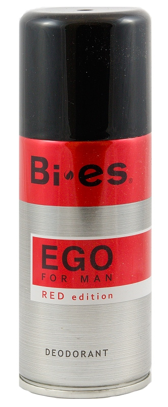 BI-ES deospray Men Ego Red 150 ml