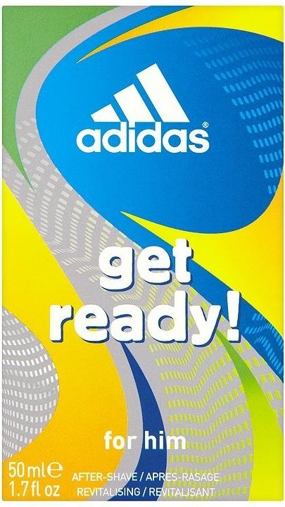 Adidas voda po holení Get Ready! 100 ml