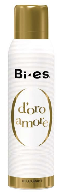 BI-ES deospray Doro Amore 150 ml