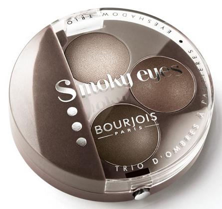 Bourjois stíny Trio Eyeshadow 09 4,5 g
