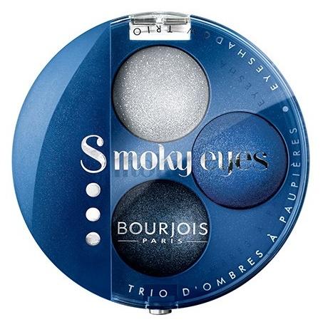 Bourjois stíny Trio Eyeshadow 15 4,5 g