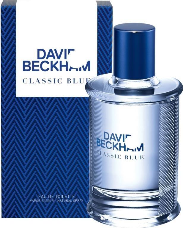 David Beckham Classic Blue toaletní voda 60 ml