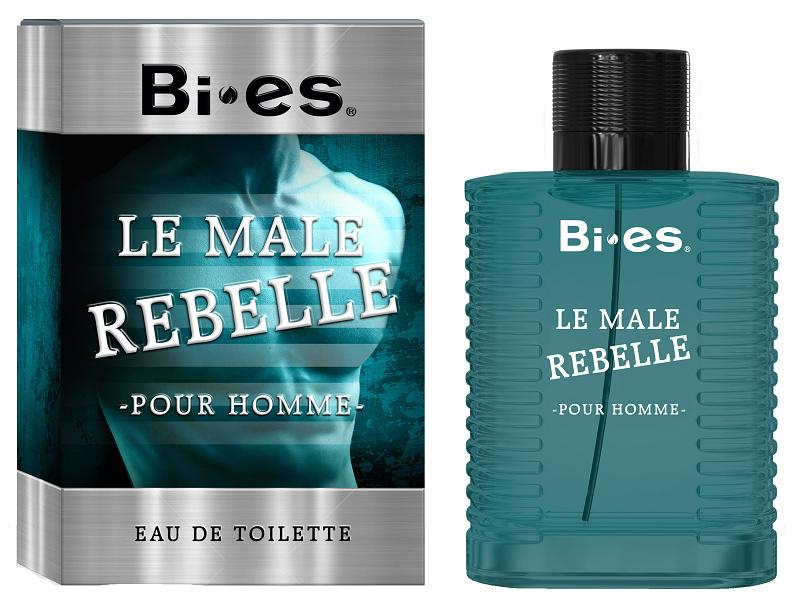 BI-ES toaletní voda Men Le Male Rebelle 100 ml
