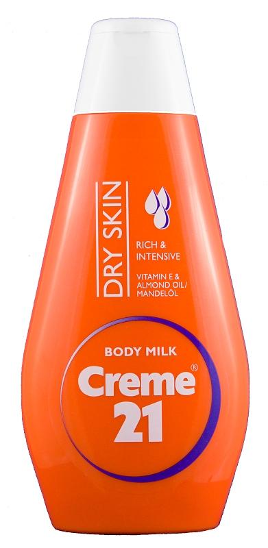 Creme 21 tělové mléko Body Milk 400 ml