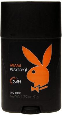 Playboy deostick Miami 51 g